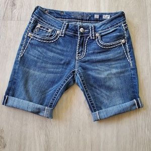 Miss Me Jean's Shorts Size 27